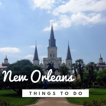 new orleans louisiana USA crescent city big easy travel guide travel tips things to do and see activities