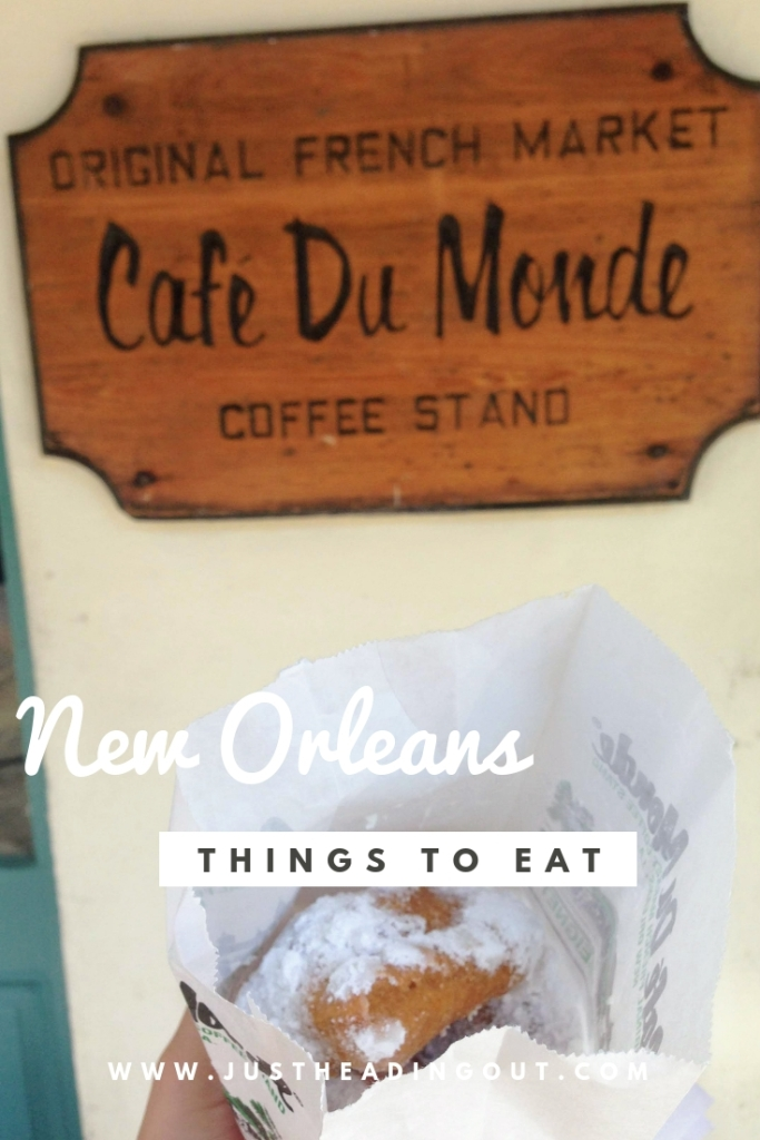 New Orleans nola big easy louisiana usa food guide food tips things to eat cajun creole southern dishes cafe du monde beignets