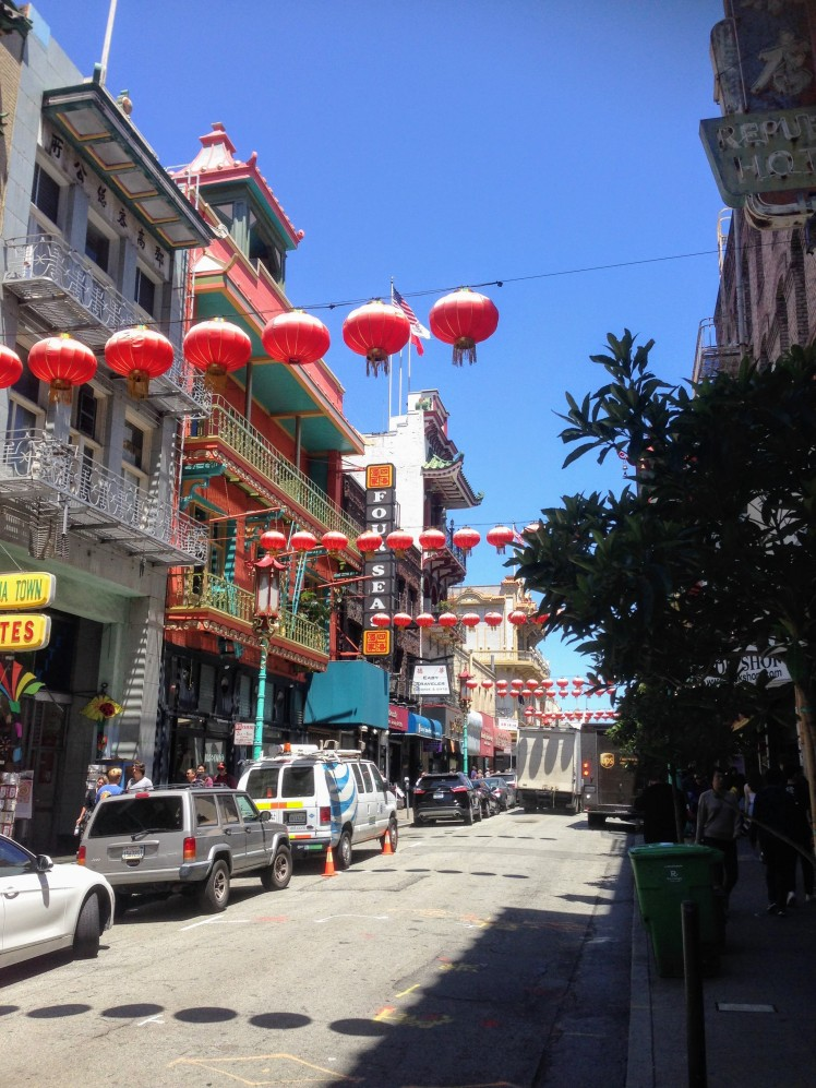 San Francisco California USA Chinatown city guide travel tips travel guide things to do activities sightseeing