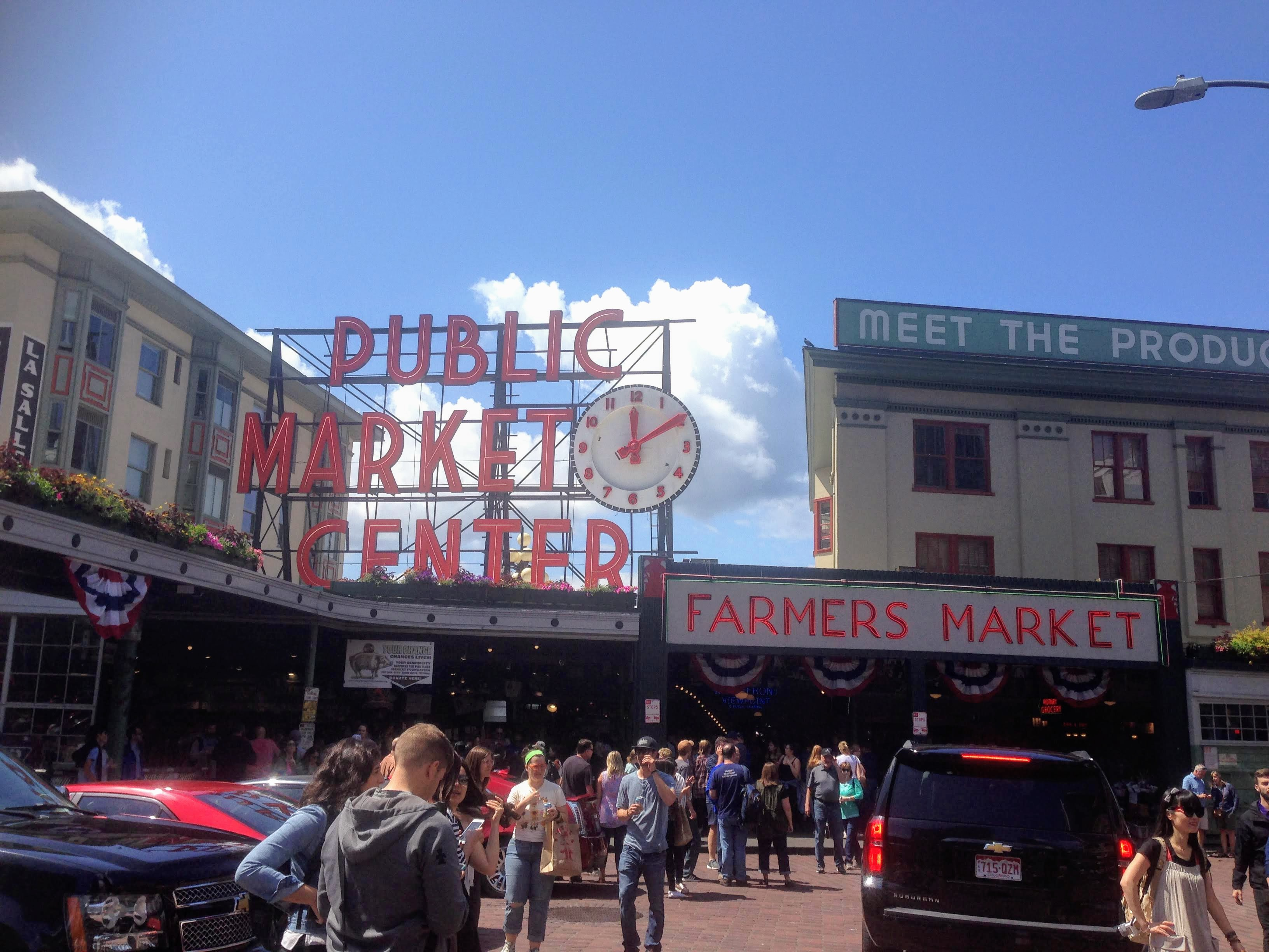 Seattle USA Washington travel tips travel advice city guide travel guide things to do activities Pike Place Market