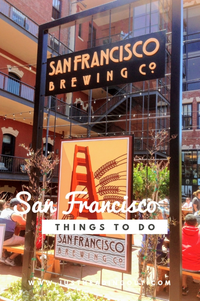 San Francisco San Fran Frisco Bay Area California USA things to do things to see city guide travel guide travel tips activities itinerary