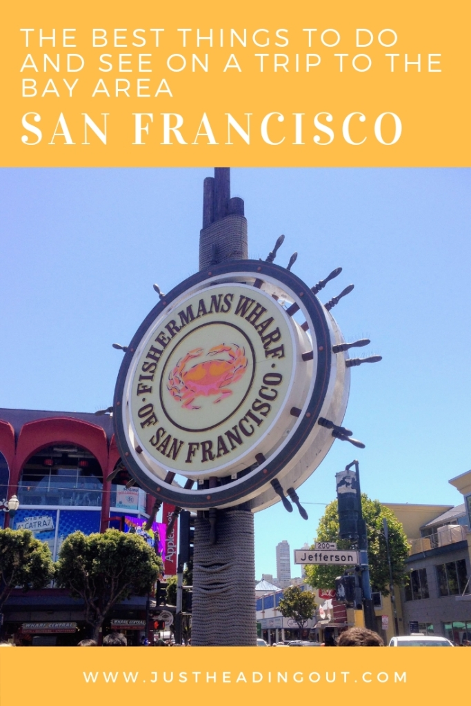 San Francisco San Fran Frisco Bay Area California USA things to do things to see city guide travel guide travel tips activities itinerary Fisherman Wharf