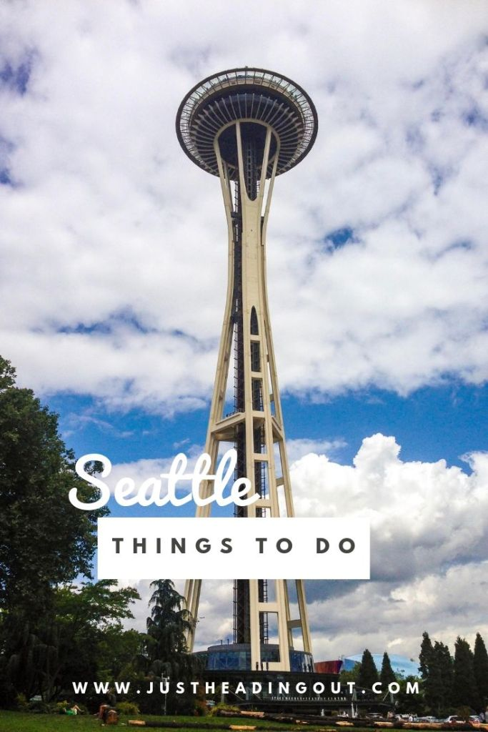 Seattle Washington USA travel tips travel guide city guide things to do itinerary space needle