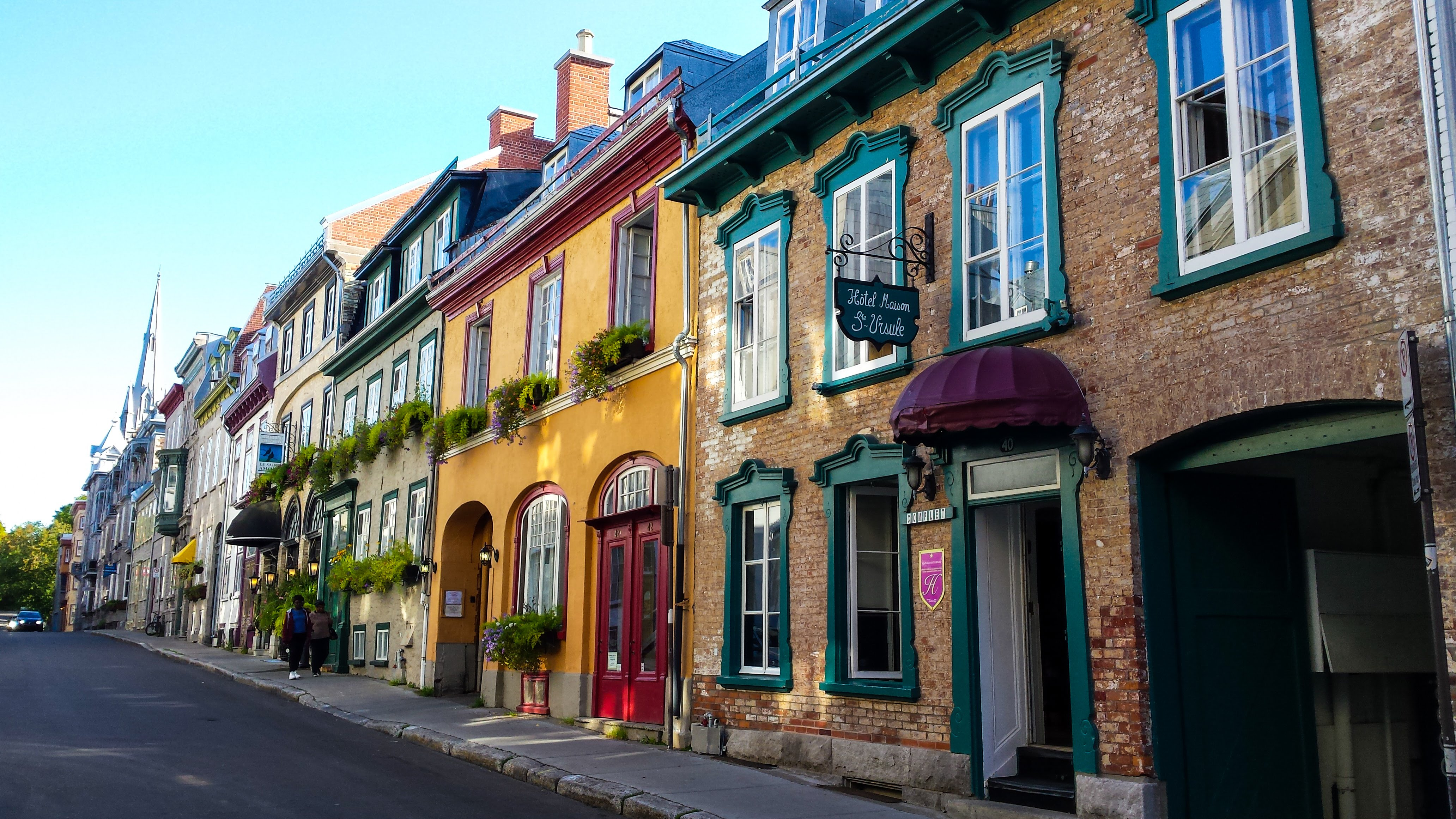 Canada Quebec City travel guide travel tips city guide things to do itinerary sightseeing highlights old Quebec