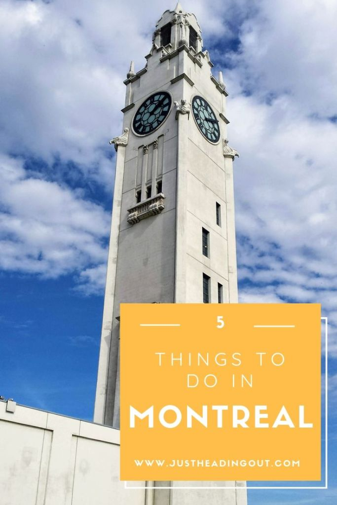 Montreal Canada city guide itinerary travel guide travel tips things to do highlights clock tower old port