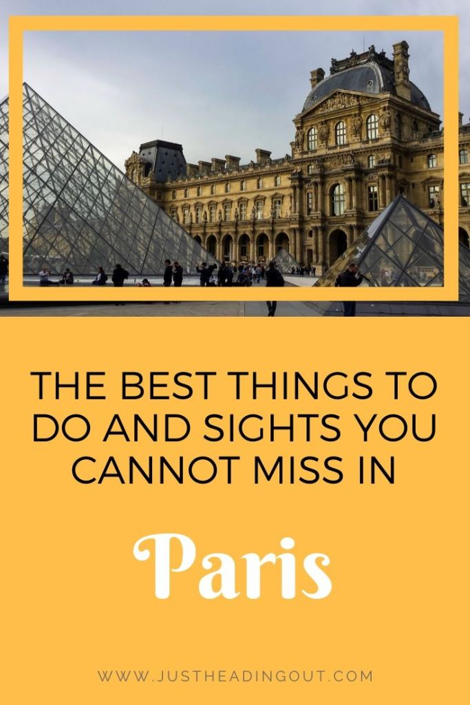 Paris France city guide travel tips travel guide itinerary sights highlights things to do Louvre