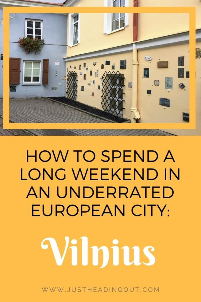 Lithuania Vilnius travel guide travel tips city guide