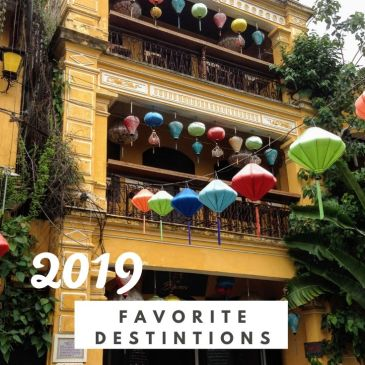 things to do and see travel guide travel tips destination guide 2019 travel review favorite destinations Vietnam Hoi An