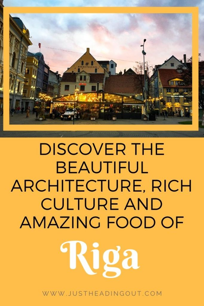 Riga Latvia city guide travel guide things to do itinerary highlights main sights museums architecture Old Town