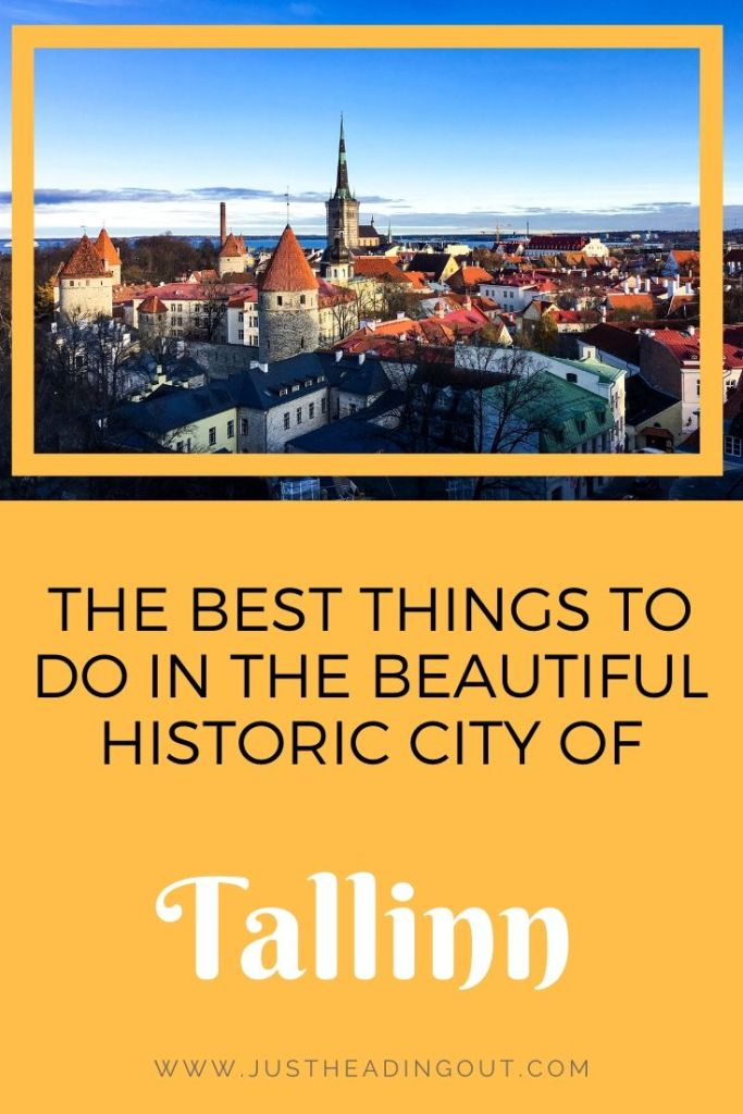 Tallinn Estonia Old Town medieval city architecture city guide travel guide travel tips city guide travel guide
