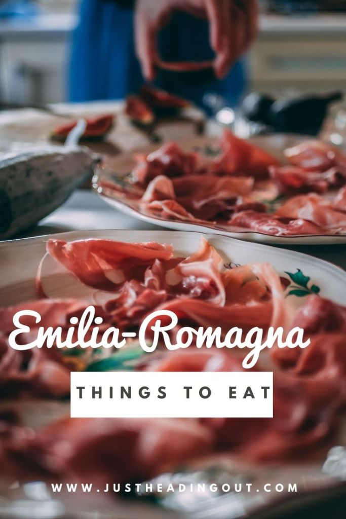 Bologna Italy Emilia-Romagna food guide travel guide Italian cuisine traditional products regional dishes parma ham