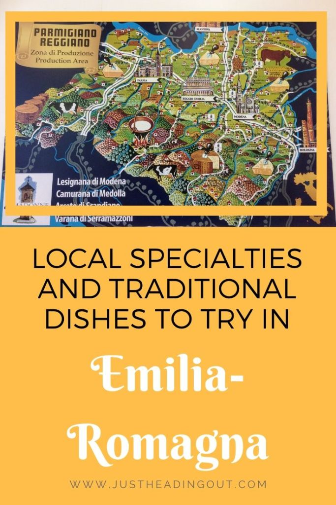 Bologna Italy Emilia-Romagna food guide travel guide Italian cuisine traditional products regional dishes parmesan cheese