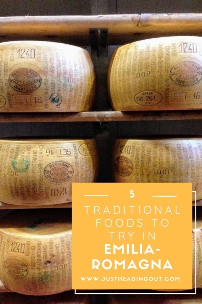 Italy Emilia-Romagna food guide travel guide Italian cuisine traditional products regional dishes parmesan cheese Bologna
