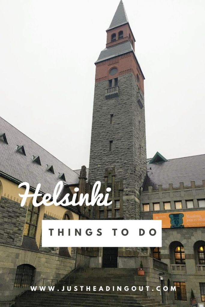 Finland Helsinki National Museum history city guide travel guide things to do