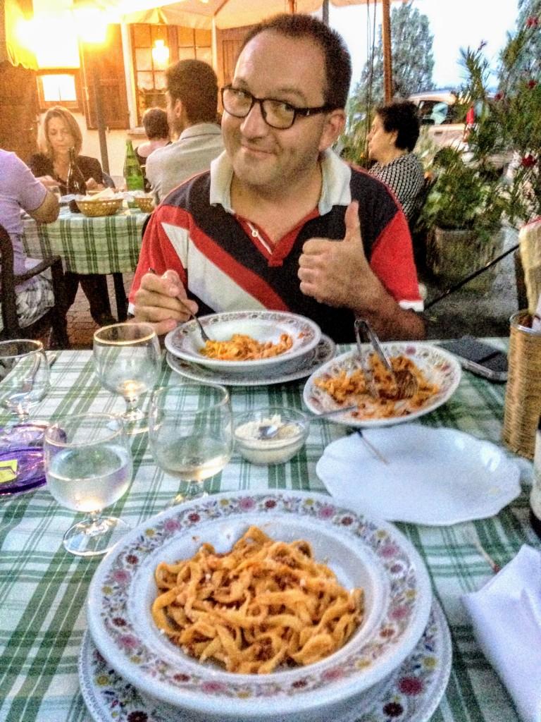 Italian cuisine food guide Emilia Romagna Bologna ragu lasagna