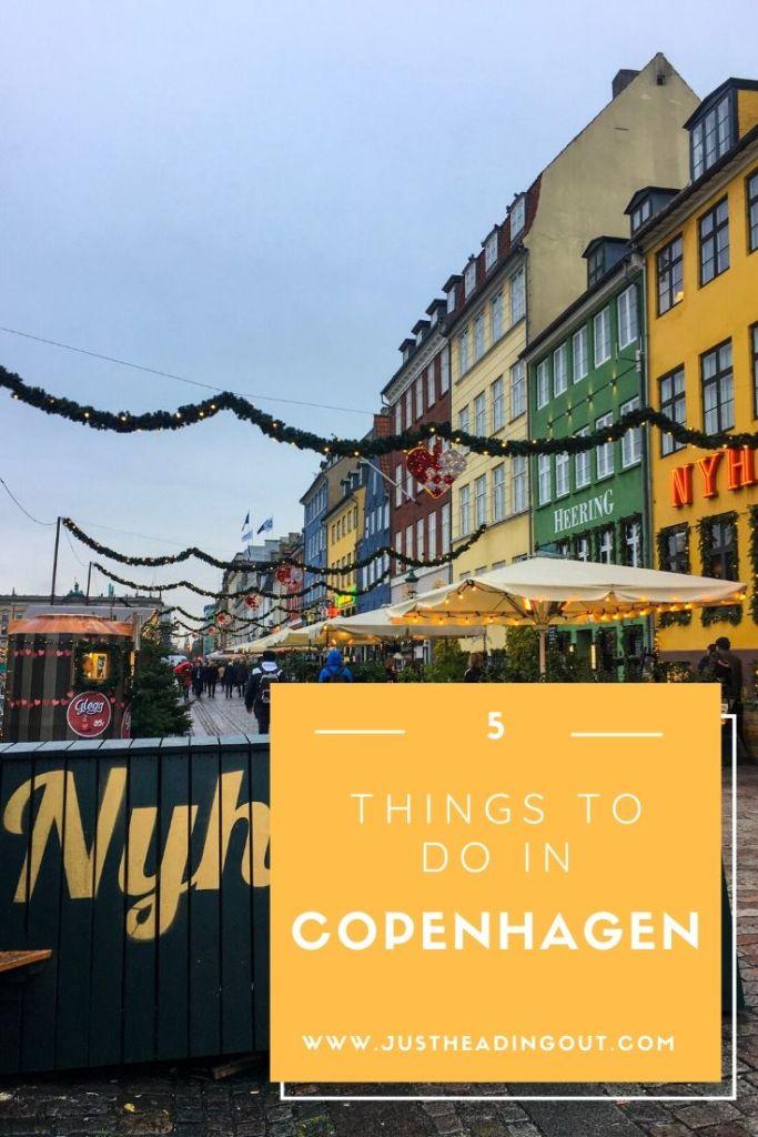 Denmark Copenhagen city guide travel guide Nyhavn