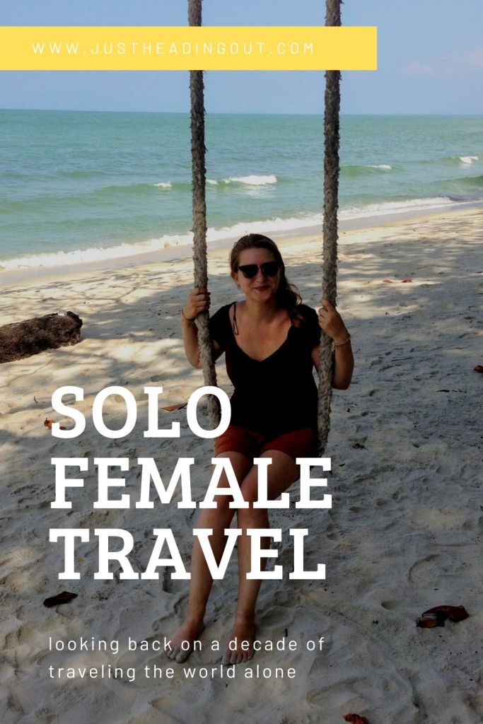 solo female travel backpacking expat digital nomad