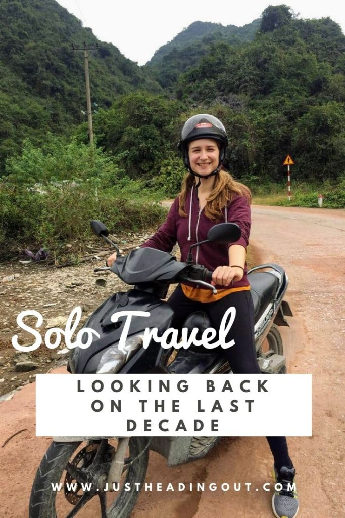 solo female travel backpacking review expat digital nomad