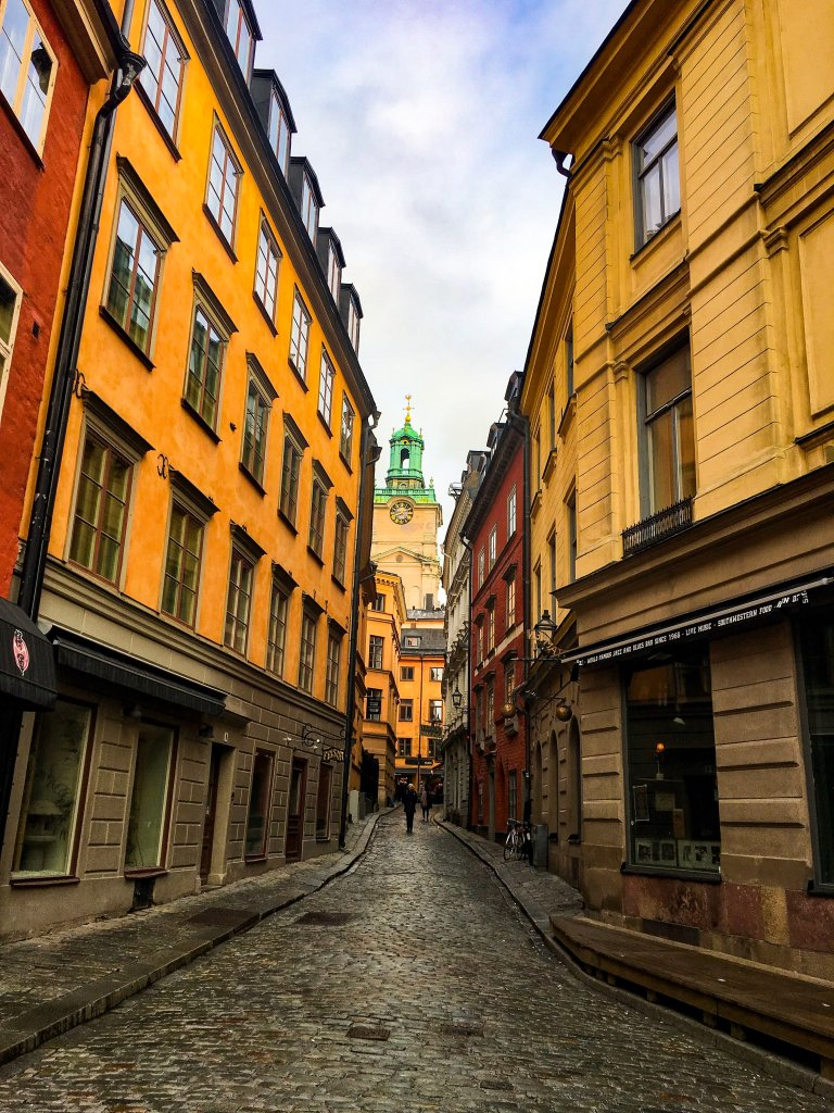 Sweden Stockholm Gamla Stan Old Town city guide travel guide travel tips things to do must see highlights sightseeing