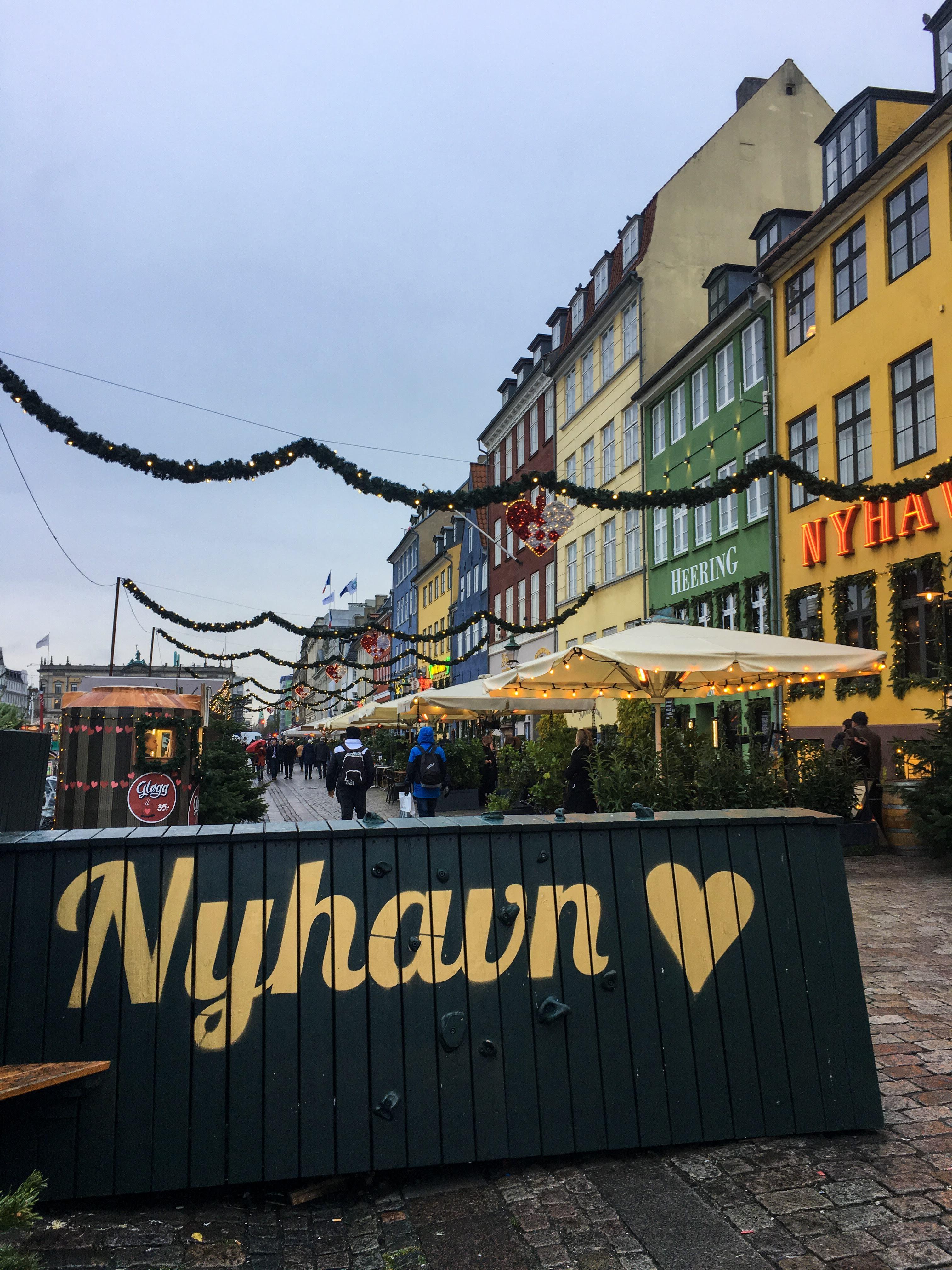 Denmark Copenhagen Nyhavn Old Town city guide travel guide