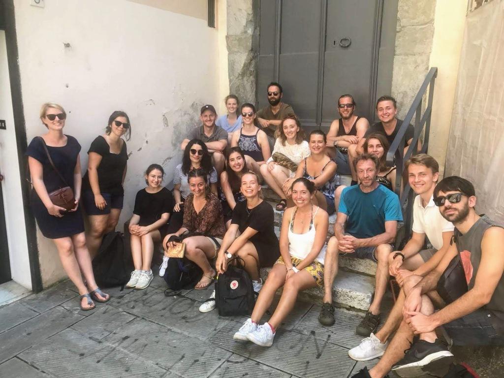 Free Walking Tour Genova Italy Genoa