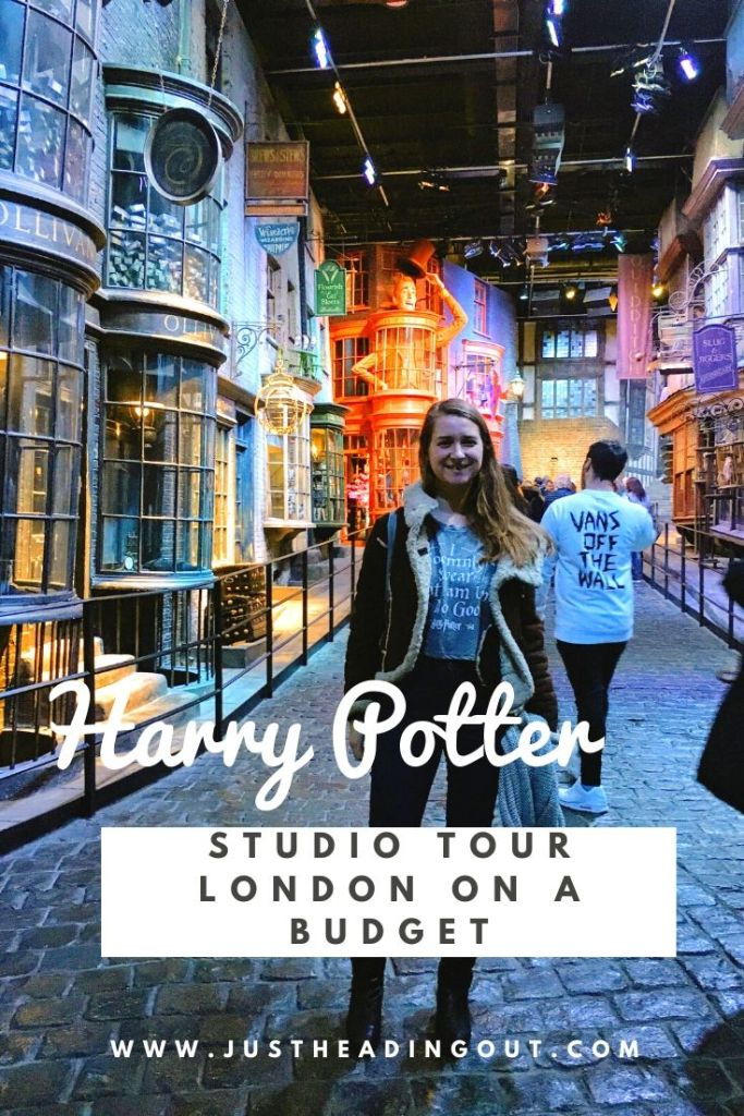 Harry Potter Studio Tour on a budget Warner Bros London budget travel travel tips