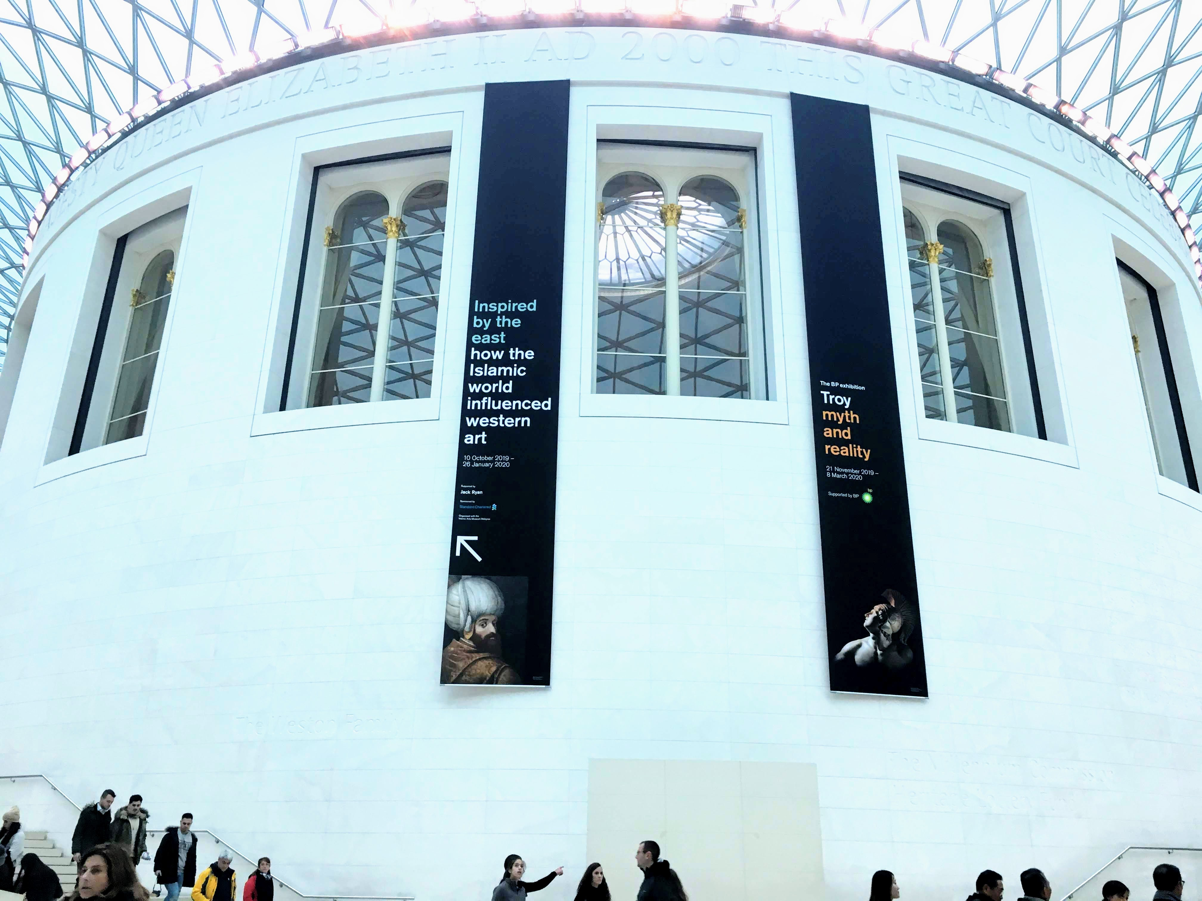 British Museum London england city guide
