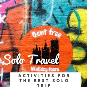 solo travel itinerary activities things to do on every solo trip