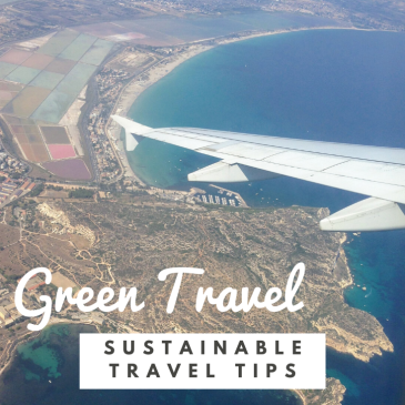 Green Travel Guide sustainable travel tips eco-friendly tips
