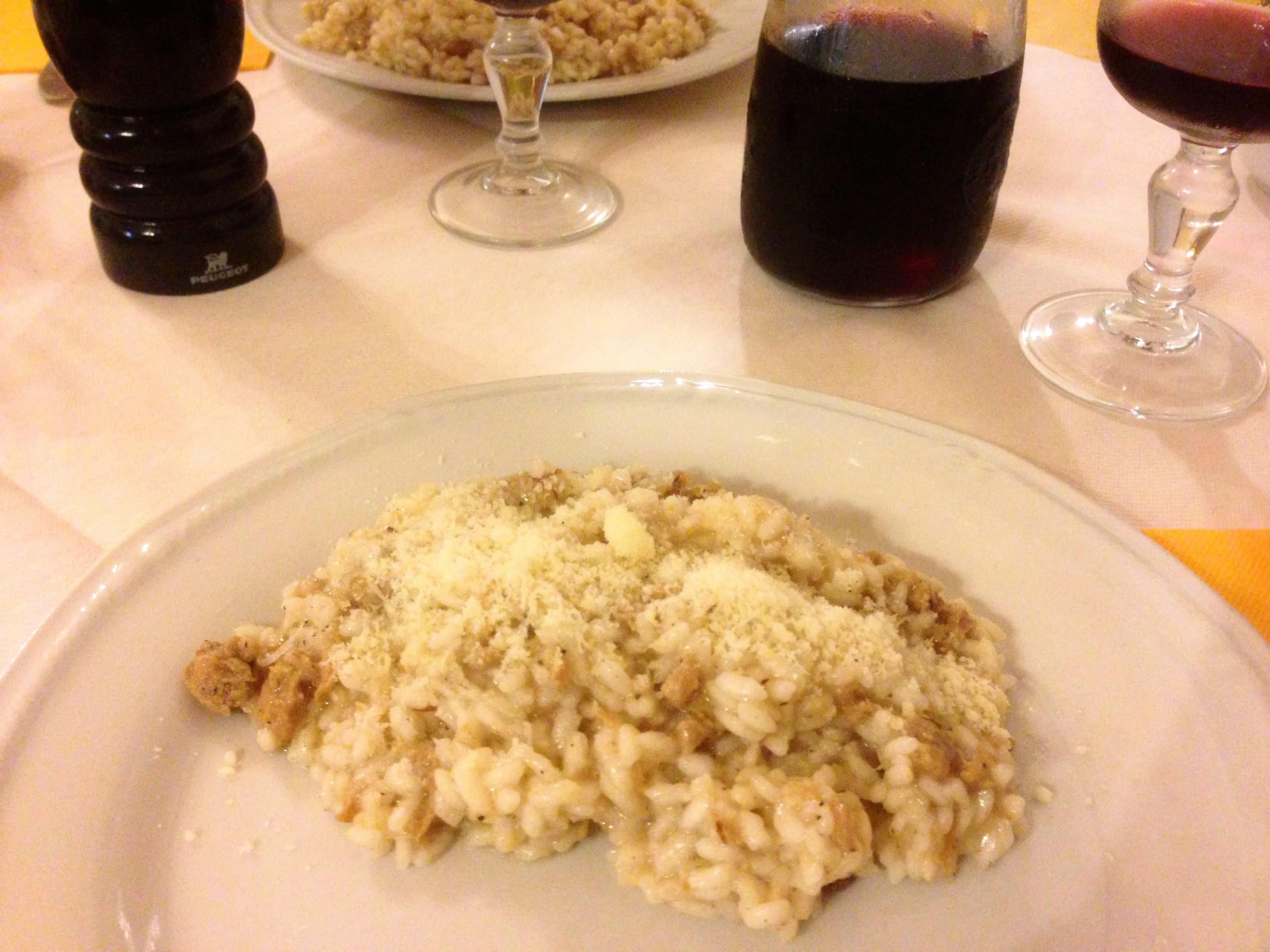 Risotto Verona Veneto food guide Italian cuisine