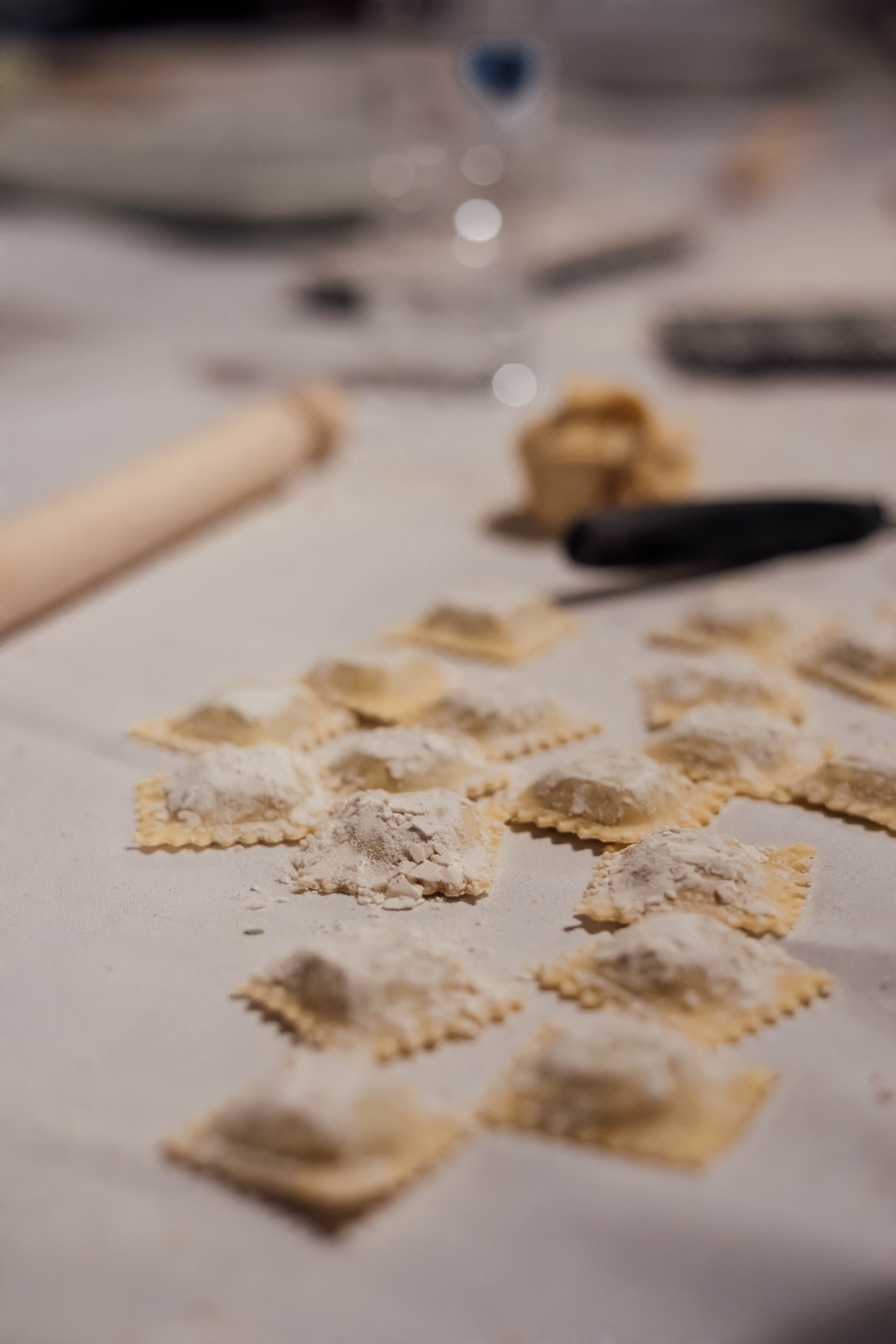 Liguria food guide Italian cuisine ravioli pasta