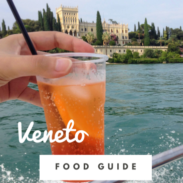 Veneto food guide Italian cuisine travel tips things to eat Venice Verona