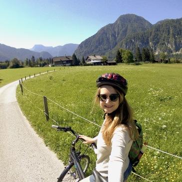 Austria Bad Ischl Hallstatt bicycle cycling holiday