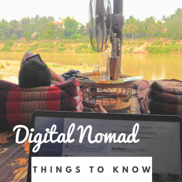 digital nomad tips remote work and travel freelance travel blogger guide advice