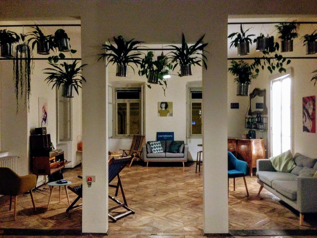 Controvento boutique hostel Trieste Italy