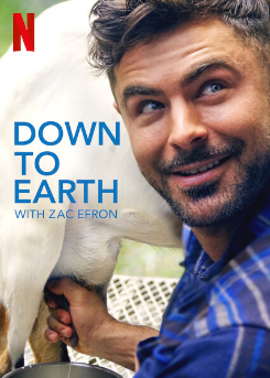 Down to Earth with Zac Efron Netflix sustainability travel food show