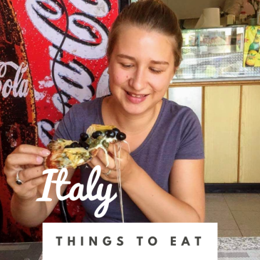 Italy food guide Italian cuisine what to eat in Italy
