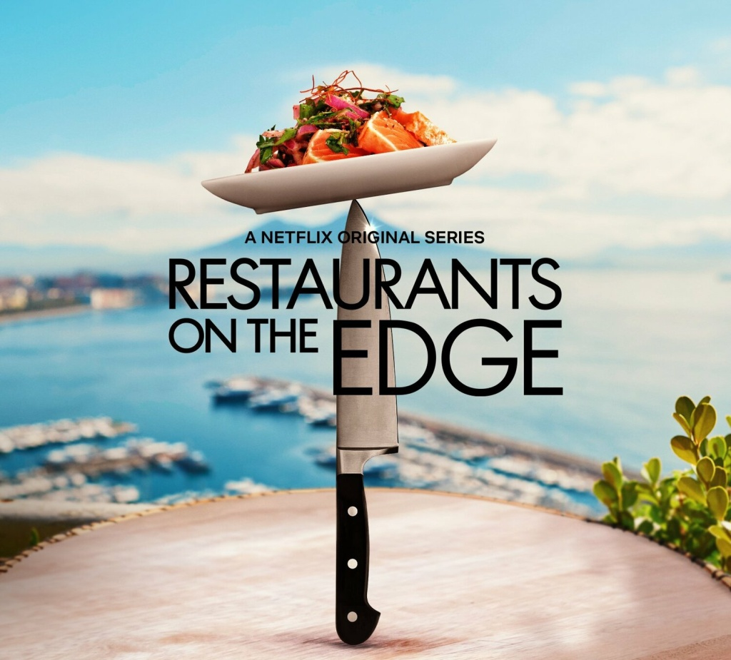Restaurants on the Edge Netflix travel show food show