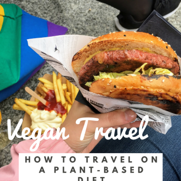 vegan travel guide plant-based food tips