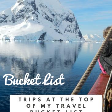 travel bucket list dream destinations wanderlust
