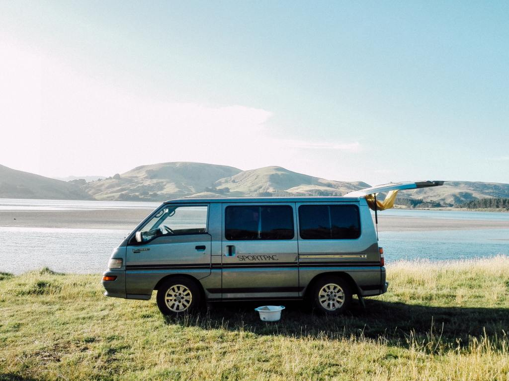 New Zealand roadtrip van life travel bucket list