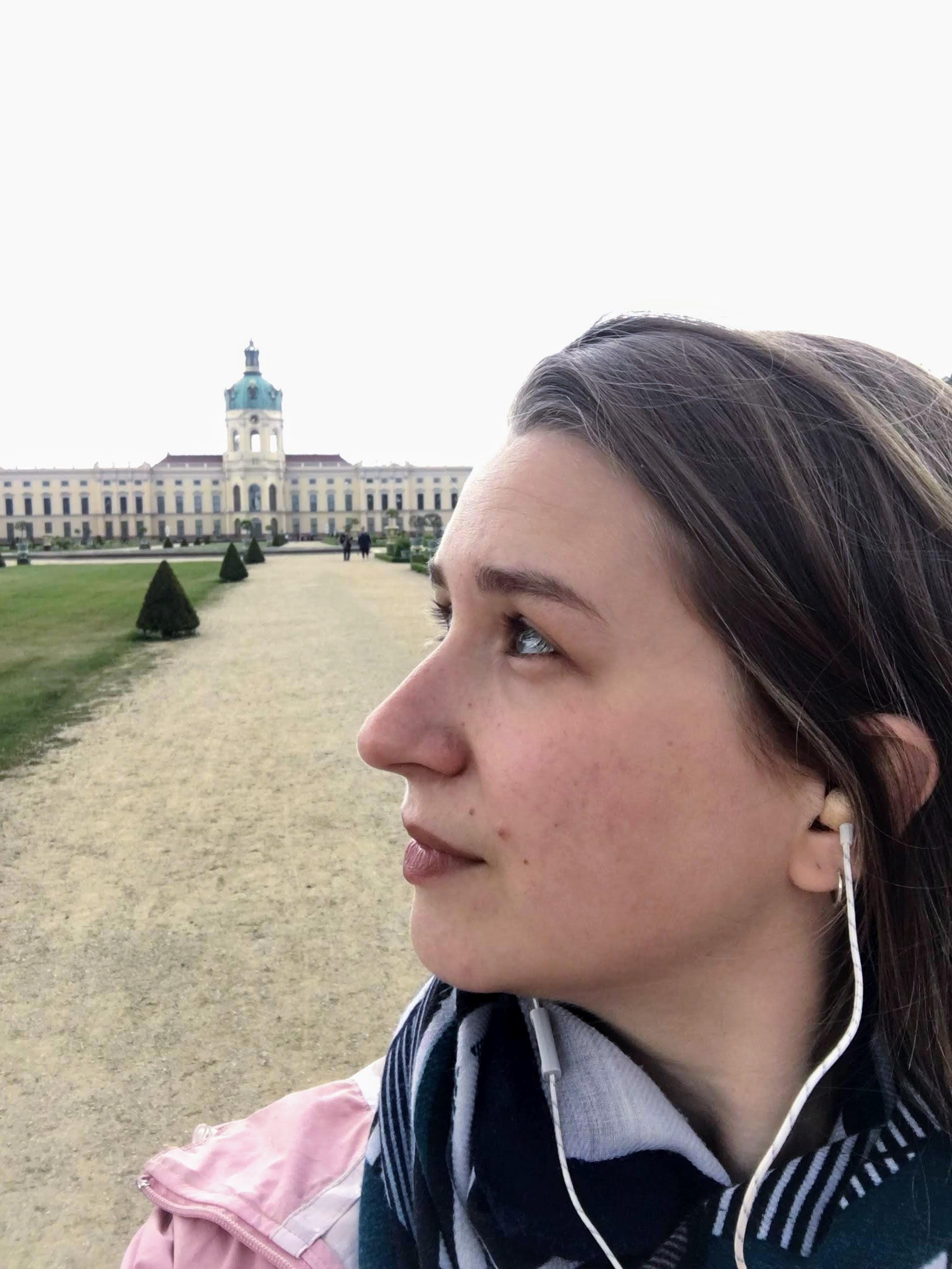 Berlin Schloss Charlottenburg