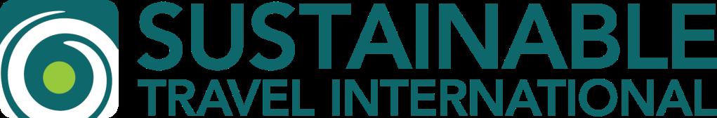Sustainable Travel International logo ambassador travel better pledge