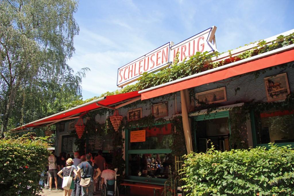 schleusenkrug berlin beer garden tiergarten