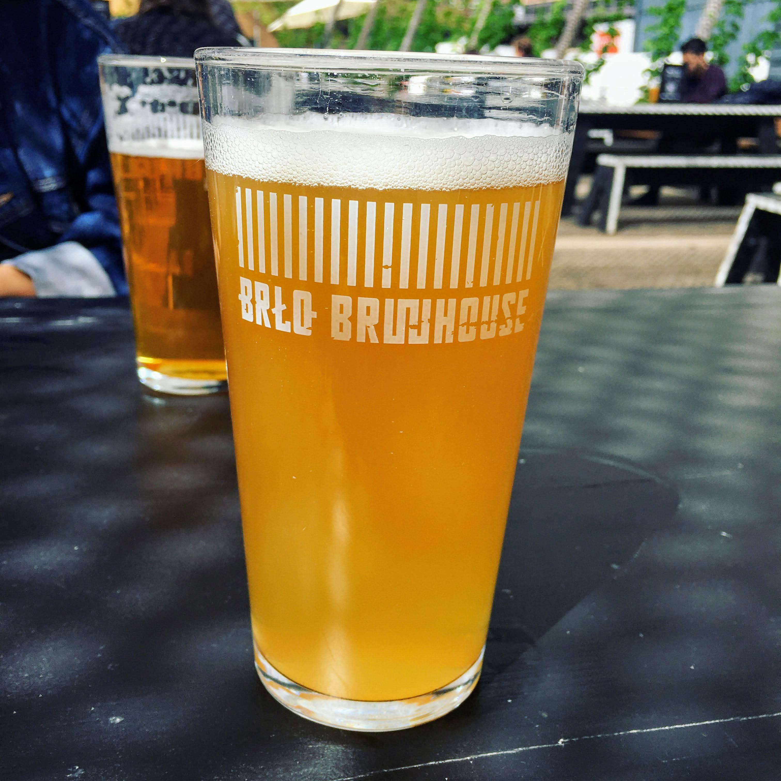 BRLO berlin craft beer brewery brewhouse beer garden